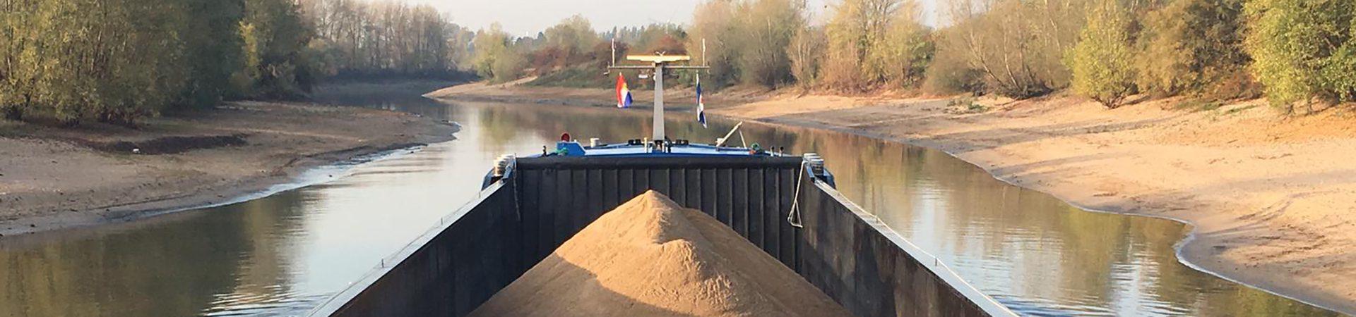 Hoekstra Binnenvaart - Laagwater 2018